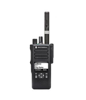 MotoTRBO Рация MotoTRBO DP4600E (136-174 МГц) MDH56JDQ9VA1_N (MDH56JDQ9VA1_N)