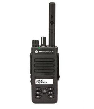 MotoTRBO Портативная радиостанция Motorola DP2600E 136-174МГц.(MDH02JDH9VA1_N) (MDH02JDH9VA1_N)