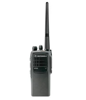 Motorola Рация Motorola GP340 (30-42 МГц) (RS71930319)
