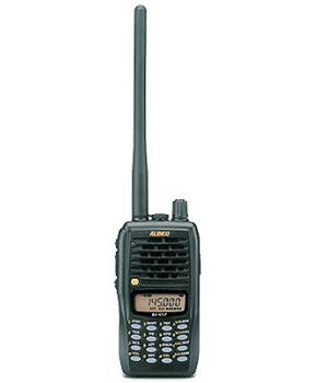 Рация Alinco DJ-V47 (комплект EBP-64 + EDC-144)