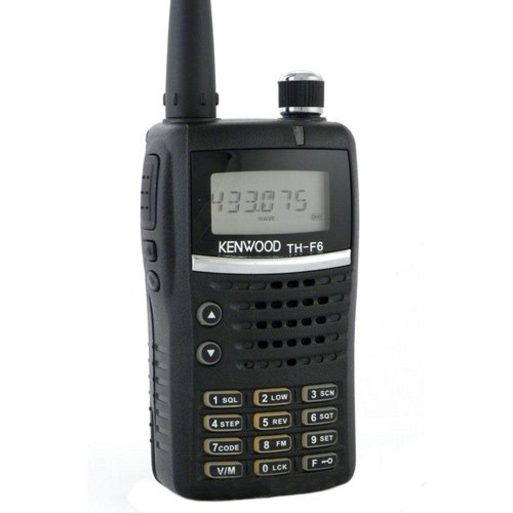 Рация Kenwood TH-F6 (400-470 МГц)