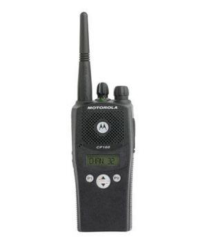Motorola Рация Motorola CP160 (438-470 МГц) (RS71930608)