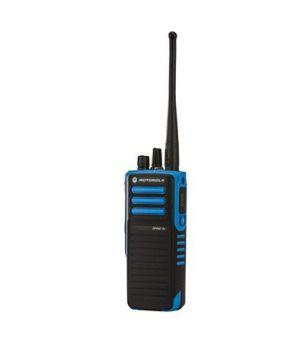 MotoTRBO Радиостанция Motorola DP4401 Ex (ATEX) 403-470 МГц, GPS (MDH56QCC9LA3_N) (MDH56QCC9LA3_N)