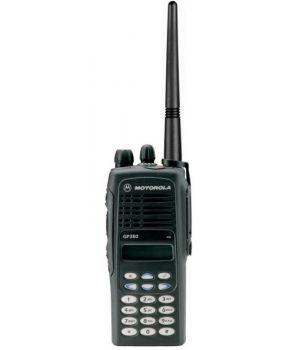 Motorola Рация Motorola GP380 (136-174 МГц) (RS83423071)