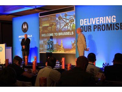 ГК ЩИТ на Ежегодной Партнерской конференции Motorola Solutions в Брюсселе