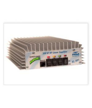 Усилитель KL 501 (1.8-25 МГц)