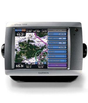 Морской навигатор Garmin GPSMAP 5008